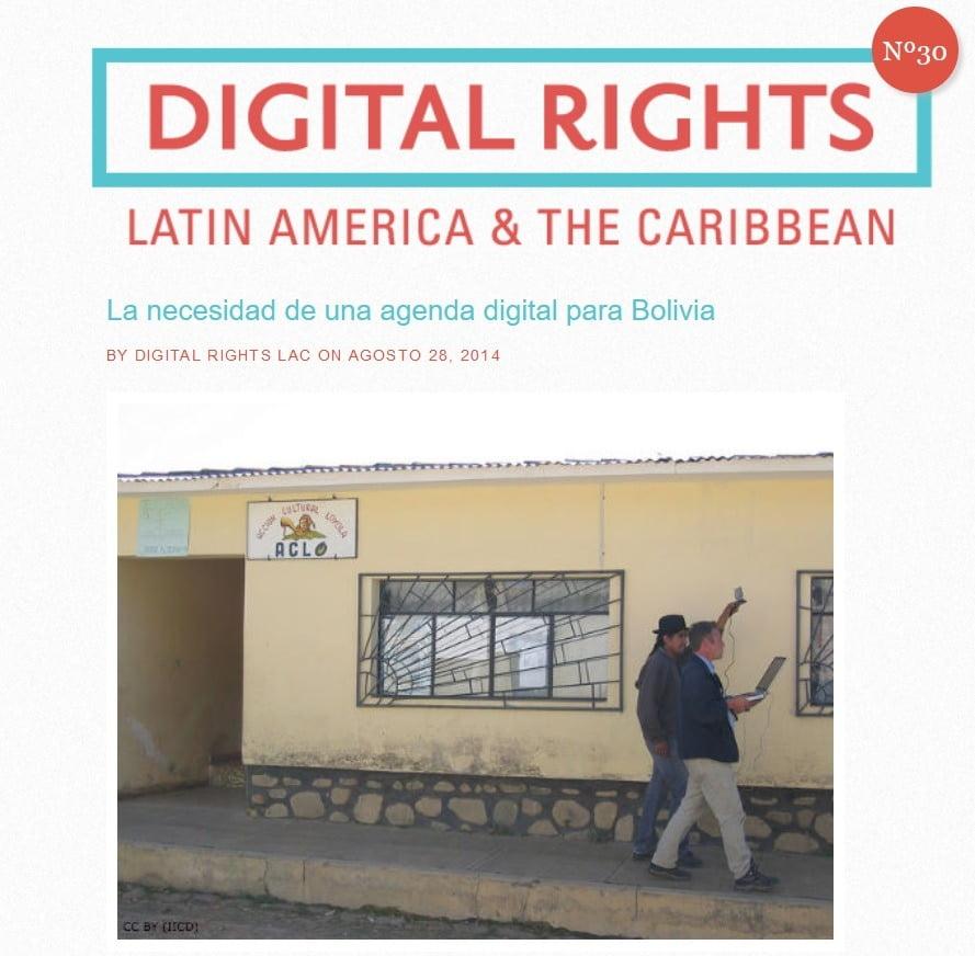 Agendia Digital Bolivia